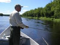 Fly Fishing the Shoreline