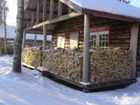 Birches Lakefront Cabin