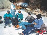 Ice-Fishing Social