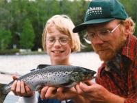 Governor Aiken-Caught Salmon