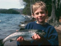 Sebago Lake Salmon