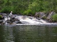 Moose Brook Falls