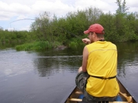 Fish-On Michaud Stream