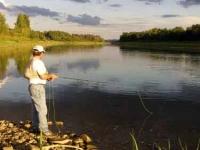 Lower Aroostook River
