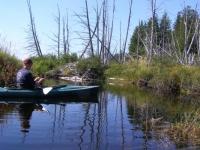 Mid-Summer Kayak Trouting