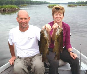 Penobscot River Smallmouth Bass