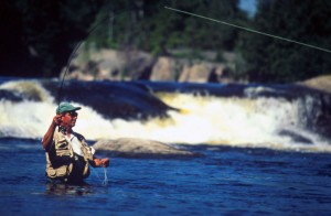 Fish On - West Branch Penobscot
