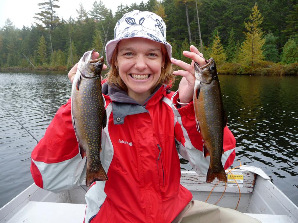 Fall fishing for Trout fishing near me