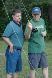 Maine Fly Casting Instruction