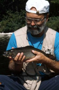 Wet-Line Woolly Bugger Trout