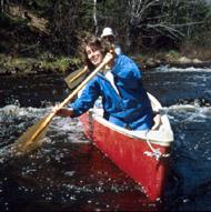 Maine Canoeing