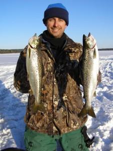 January Salmon