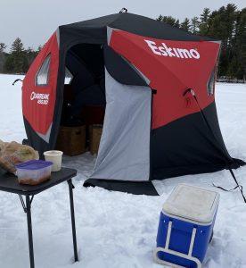 Eskimo Ice Shack