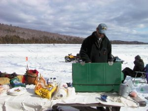 Cooking on the Ice